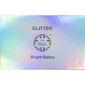 GLITTER BRIGTH GALAXY MIIS